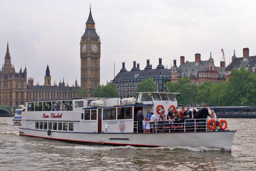 "Our Boat ""Queen Elizabeth"""