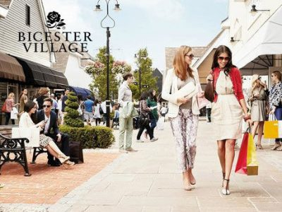 Bicester Outlet Shopping