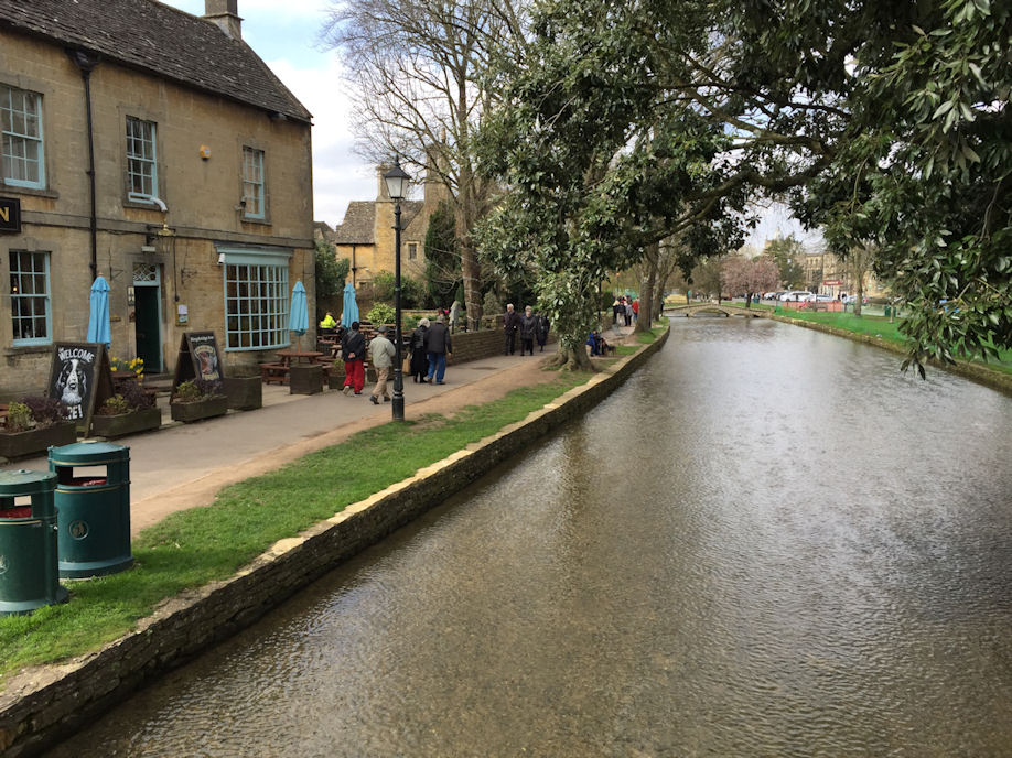 Bourton-on-the -Water
